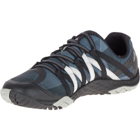 """Merrell W's Trail Glove 4 Shoes Black"""